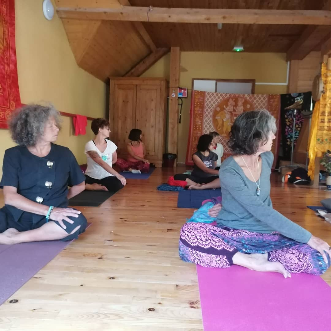Yoga Cours Individuels