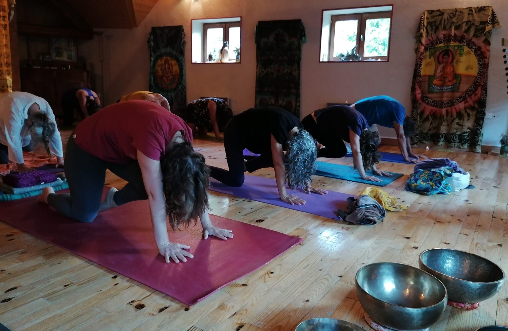 Yoga Cours de Groupe
